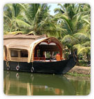 House Boat and Backwaters