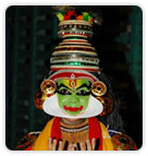Kathakali Dance, South India